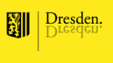 Logo of the city Dresden