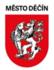 Logo of the city Decin