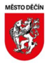 Logo of the city Decin