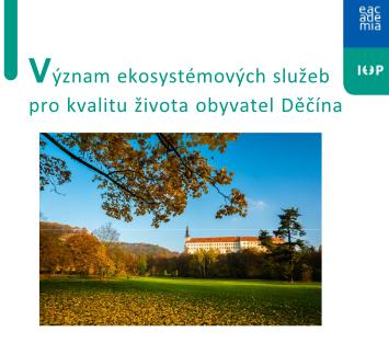 Obálka studie Děčín