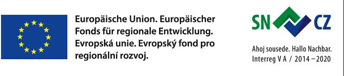 Logo EU and INTERREG V A 'Hello Neighbour'